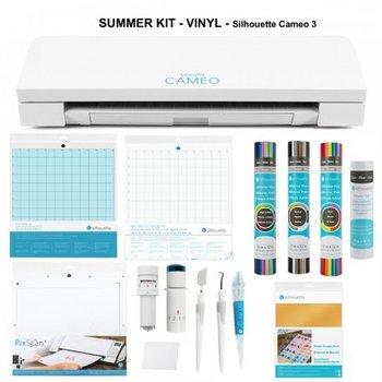 Summer Kit - Vinyl - Cameo 3 SILHOUETTE