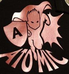FlexCut Atomic - Satijn look