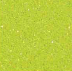 Fluo Geel Glitter Flex
