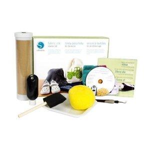 Textiel Inkt - Starter Kit SILHOUETTE
