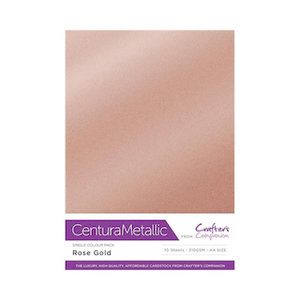 Centura Metallic Roosgoud - Crafter's Companion