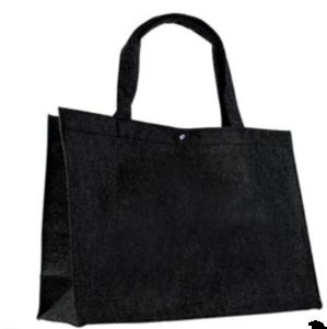 Vilt Tas Zwart - Large