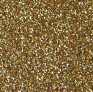 Vintage Gold - Glitter Flex Transferfolie