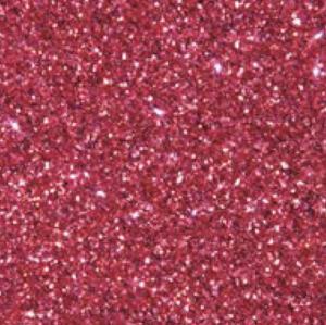 Roos - Glitter Flex Transferfolie