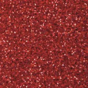 Red - Glitter Flex Transferfolie