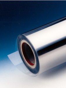 PVC - Patroonfolie Transparent