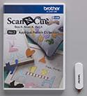 Brother ScanNCut USB N°2 Applicatiepatronencollectie