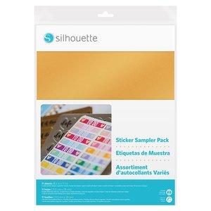 Sticker Proefpakket SILHOUETTE