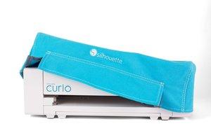 Curio Dust Cover - Blauw