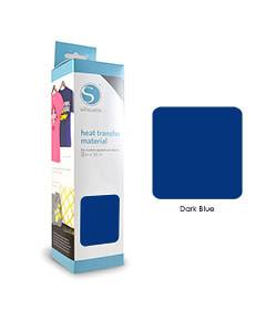 Donker Blauw - Flex Transferfolie SILHOUETTE