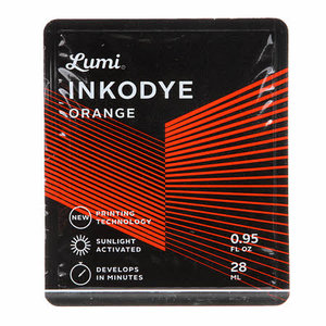 Lumi Inkodye - Oranje - Snap Pack 28ml