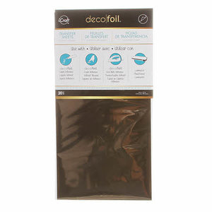 Roos Goud - iCraft Deco Foil (20x)