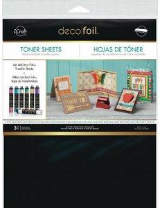 Toner Sheets - iCraft Deco Foil