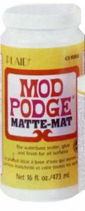 Mod Podge Mat 473ml