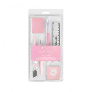 Tool Kit Pink SILHOUETTE