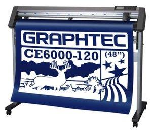 Graphtec CE 6000-120 PLUS incl. Standaard