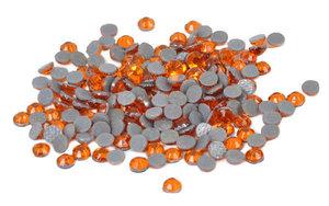 Oranje Rhinestones SILHOUETTE