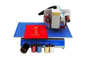 Digitale Folieprinter Flatbed AMD8025