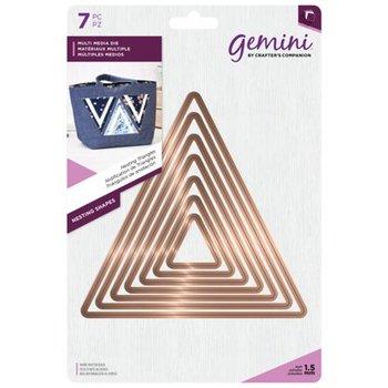 Nesting Snijmallen Driehoeken - Gemini