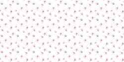 Pink Mini Floral - Deco Vinyl - DCWV
