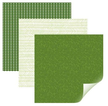 Vinyl - Nature Walk Green Sampler CRICUT
