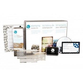 Stempelen - Starter Kit SILHOUETTE