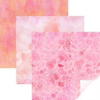Flex - Sunset Blossom Sampler CRICUT