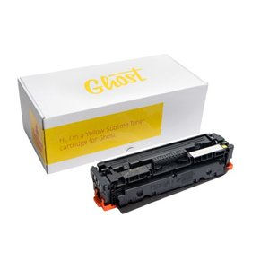 Ghost M452 Geel 1K Sublimatie Toner