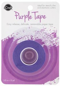 iCraft Purple Tape 0,5