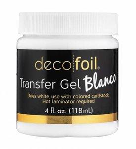 Transfer Gel Blanco - iCraft Deco Foil