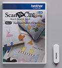 Brother ScanNCut USB N°2 Applicatiepatronencollectie