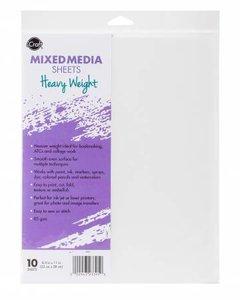 iCraft Mixed Media Sheets - Zwaargewicht